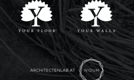 Your Floor® en Your Walls® naar het Architectenlab van Nidum (Arsenaal Grave)
