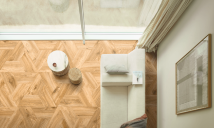 Creatieve vloeroplossingen met deMOODS-collectie van Moduleo: Bekroond met Red Dot Design Award 2021