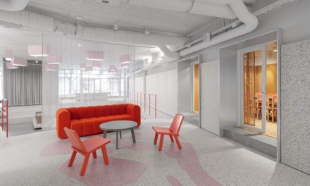 Tarkett en Note Design Studio presenteren circulaire economie in de praktijk