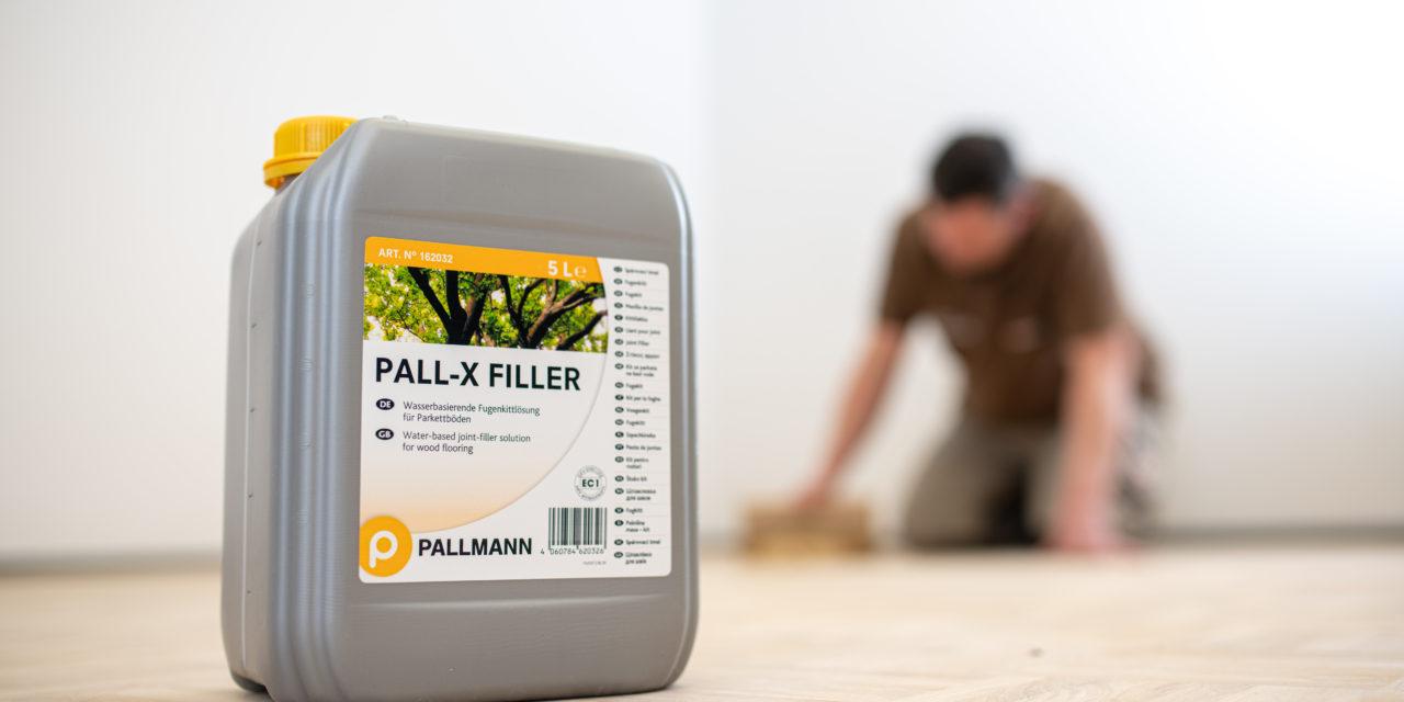 Stabiel in elke voeg met Pall-X Filler