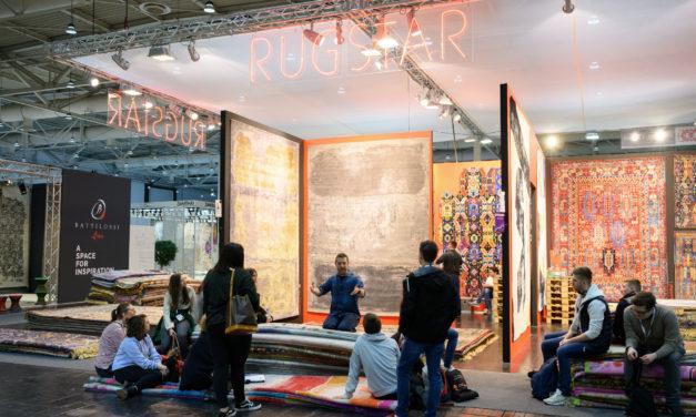 DOMOTEX 2022: nieuwe manieren van presenteren