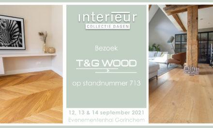 T&G Wood op de InCoDa 2021