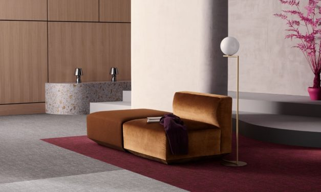 Forbo: luxueuze uitstraling uit gerecycled materiaal