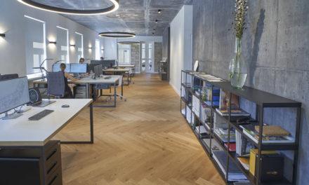 Historische villa in Dresden krijgt nieuw parket