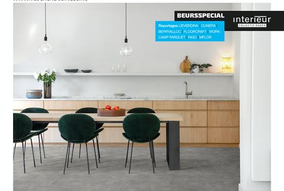 Nieuwste, extra dikke, editie Vloeren Business Magazine verschenen!