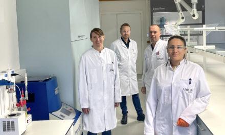Laboratorium Uzin Utz Nederland klaar voor 'de lijmen van de toekomst'