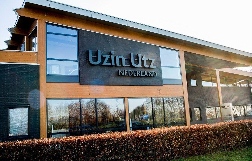 Veilige toekomst met PU producten volgens Uzin Utz