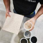 Tarkett produceert vloeren in samenwerking met Ragn-Sells